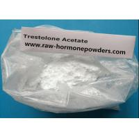 Buy cheap CAS 6157-87-5 99% Raw Trestolone Powder Trestolone acetate With Cooking Recipe from wholesalers