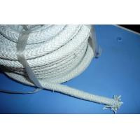 Quality Asbestos Twisted Rope For Oven Door Gasket Fireproof , 4 - 50mm for sale