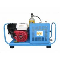 High Pressure Gas Compressor : Cfm hp portable scuba air compressors gas driven