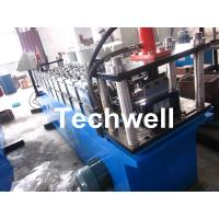 Buy PLC Control Stud Roll Forming Machine With Hydraulic Cutting , Forming Speed 0 - at wholesale prices
