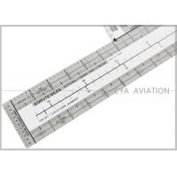 Quality Aviation Supplies Ultimate Fixed Plotter For VFR Aeronautical Charts With Nautical Statute Conversion # CP-1 for sale