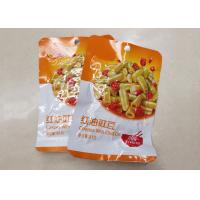 Quality Security Casual Vacuum Pack Food Bags With Gravure Printing Surface Handling for sale