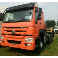 Quality 6x4 Prime Mover Truck  371hp And 336hp Left Hand Drive Tractor Head Trailer for sale