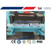 Quality Hydraulic Cutting Intelligent Steel Roofing Tile Forming Machine With Yakamas Drive for sale