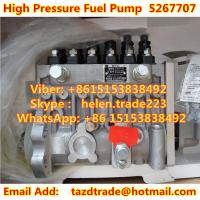 China Original and New Fuel Pump 5267707 high pressure fuel pump on sale