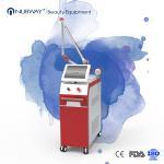 Quality Nubway new product q switch nd yag laser machine / nd yag laser machine for sale