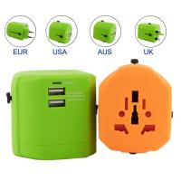 Quality 5V Portable Travel Power Adapter , Universal USB Travel Charger Adaptor for sale
