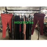 Quality UK Style Used Winter Clothes Mixed Size With Polyester / Cotton Material for sale