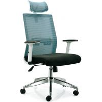 Quality High End Ergonomic Mesh Office Desk Chair With Adjustable Arms Long Using Life for sale
