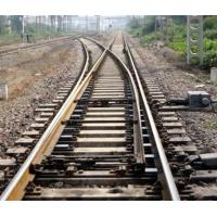 Quality Railway rail turnout,railway switch,Rail Accessories Manufacturer for sale