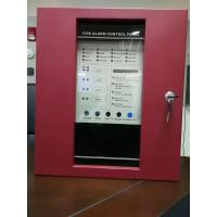 Quality 8 Zones Multi Line Fire Alarm Control Panel For Small Commercial Building for sale
