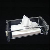 Quality Acrylic Tissue Box for sale