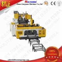Quality CNC H BEAM DRILL CUT LINE for sale