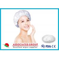 Buy cheap Disposable Rinse Free Shampoo Cap Waterproof Patient Hygiene Personal Care Cap from wholesalers