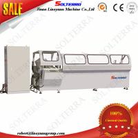 Quality CNC Automatic Aluminium Double head Cutting Saw LJD-CNC-5000 for sale
