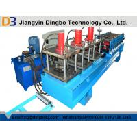 China Customized Stud And Track Roll Forming Machine , Stud And Track Making Machine For Ceiling on sale