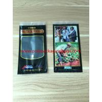 Quality Customized  Logo Cigar Humidor Bags Hold 4-6 / Cigar Packaging Bag for sale