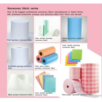 Quality Customize Spunlace Nonwoven Medical And Hygiene Product One Stop Service for sale