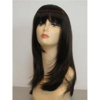 Quality New arrival lady fashion full lace wigs hair fashion style instock supplier for sale