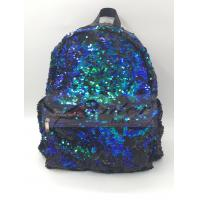 Quality Sequin Backpack, Woman Dazzling Sequin Bag, Reversible Sequins School Backpack for Girl, Lightweight Travel Backpack for sale