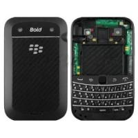 Quality BlackBerry Cell Phone Replace Housing for Bold 9900 in Black and White with Frame, Plate for sale