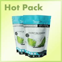 Buy cheap Small Resealable Plastic Stand Up Pouch Bags Enviroment Friendly Metallized from Wholesalers