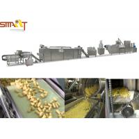 Quality Large Capacity Corn Snack Extruder Machine High Speed Puff Food Production for sale