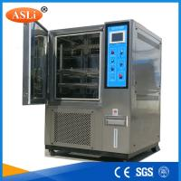 Quality 80L -1000 L Environmental Test Equipment / High Low Temperature Cycle Test Chamber For Aging Test for sale