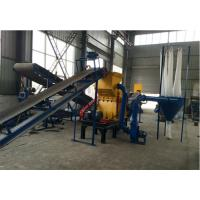 Quality Large Scale Double Shaft Shredder Motor Driven For Recycling Industry for sale