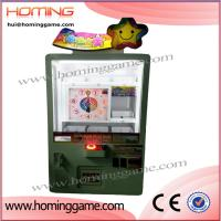 Quality Lucky Star Coin Operated Plush Toy Claw Crane Game Machine(hui@hominggame.com) for sale
