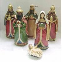 China Polyresin Religious Figurine and Nativity Set on sale