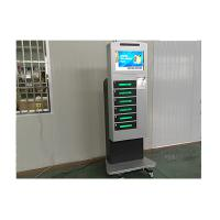 China High End Computer Cell Phone Charging Stations with Big Touch Screen on sale
