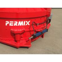 Quality High Pressure Washing Planetary Concrete Mixer Steel Material CE Approved for sale