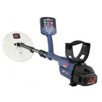 Quality Black Deep Search Underground Metal Detector Long Range For Gold And Silver for sale