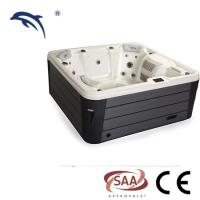 China 2000*2000*900mm Indoor Whirlpool Tubs Freestanding Style With Massage Function on sale