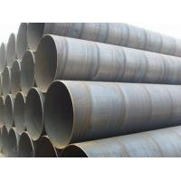 Buy cheap API5L X52 920*7 SSAW Spiral Steel Pipe from wholesalers