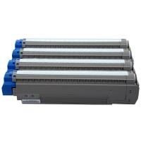 Recycled for OKI C8600 toner Cartridges