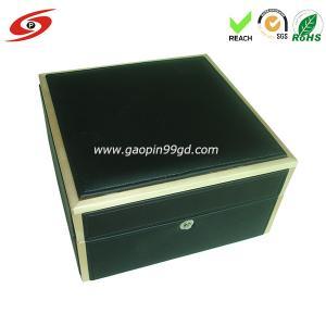 Quality Fashion PU Leather Watch Box for sale