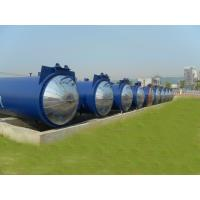 Quality Pressure AAC Steam Chemical Autoclave Block Plant / AAC Production Line 2×31m for sale