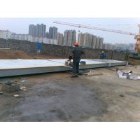 China 3x16m weighing scale 200ton truck scale  3x16m 200ton truck scale with four sections on sale