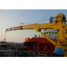 Quality Versatile Marine Deck Crane Telescopic Adjustable Boom Arm Marine Jib Crane for sale
