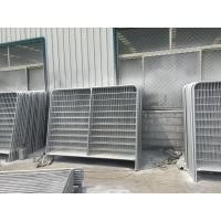 Roll Top Temporary Fence 2100mm x 2500mm panels Meet AS4687-2007