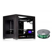 Buy cheap FDM Desktop Home Metal 3D Printer Kit , Black PLA Filament 3D Printer from Wholesalers