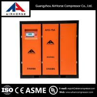 Buy Variable Speed Screw Air Compressor - Direct driven Type 75HP at wholesale prices