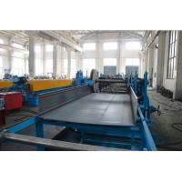Quality Electric Fully Automatic Cable Tray Roll Forming Machine Main Motor Power 22kw for sale