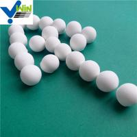 Quality Different size al2o3 alumina ceramic ball with little impurity for sale