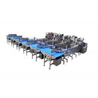 China Cookie Packing Machine Automatic Packing For Biscuit Cookies Chocolate Food on sale