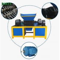 Buy cheap Single Shaft PP PE PVC Industrial Plastic Shredder 100 - 2000kg/h For Pipes / from wholesalers