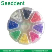 Quality Dental Instrument Color Code Circle / Autoclavable Code Rings for sale
