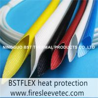 China high temperature pipe insulation,fiberglass sleeving on sale